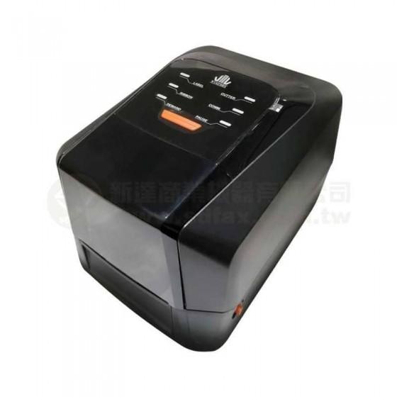 LP433N 300 dpi熱感/熱轉二用標籤條碼機(台灣製造)