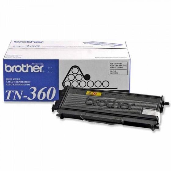 brother TN-360原廠高容碳粉匣 MFC-7340/7440N/7840W/HL-2140