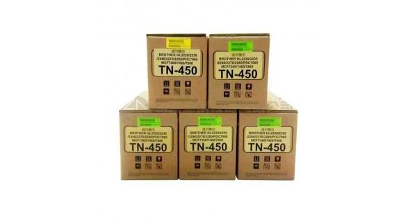brother TN-450環保碳粉:MFC-7360/MFC-7460DN/MFC-7860DW