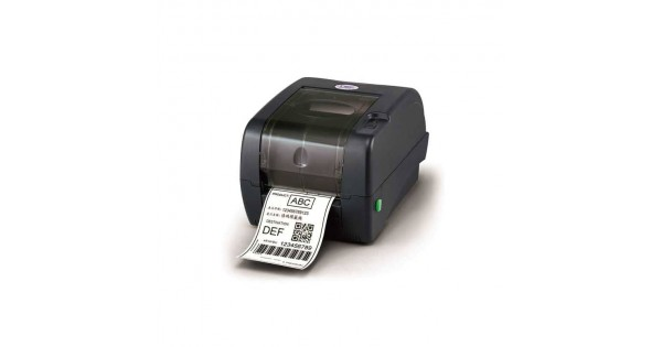 TSC TTP-345 桌上型條碼機/條碼列印機/碳帶/印表機/標籤貼紙