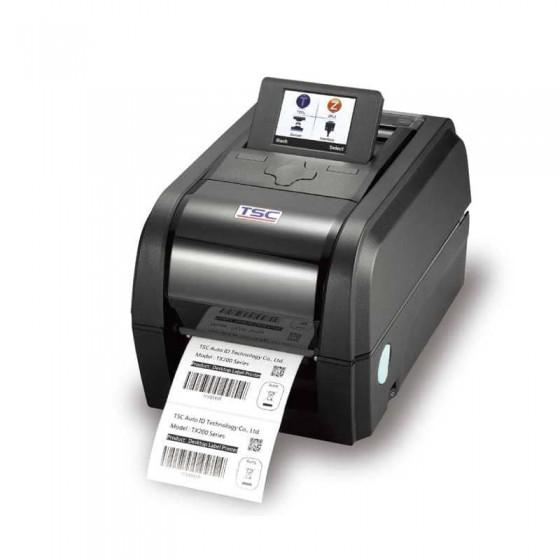TX-600 螢幕網路型標籤機
