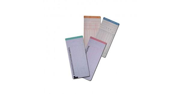 各種機型打卡鐘打卡片(優美卡,AMANO卡,高柏卡,堅美卡)