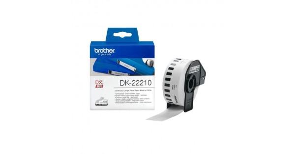 DK-22210 連續標籤帶 29mm*30.48M