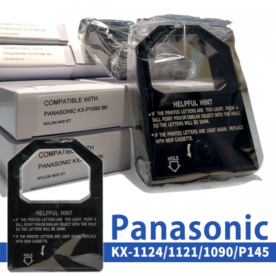 相容色帶國際牌 Panasonic KX-P1124/KX-P1123/KX-P1121/KX-P1090/KX-P2023/KX-P145