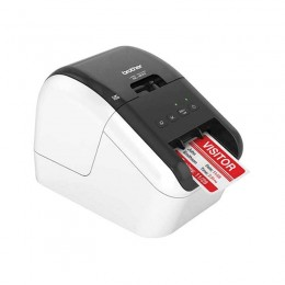 QL-800 紅黑雙色條碼標籤機(營養標示/服飾吊牌/商品標示)*贈送補充帶6卷