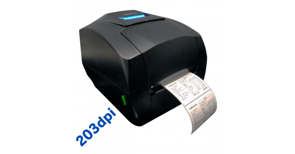 SBARCO T4ES 203點桌上型標籤印表機 (熱感/熱轉兩用)