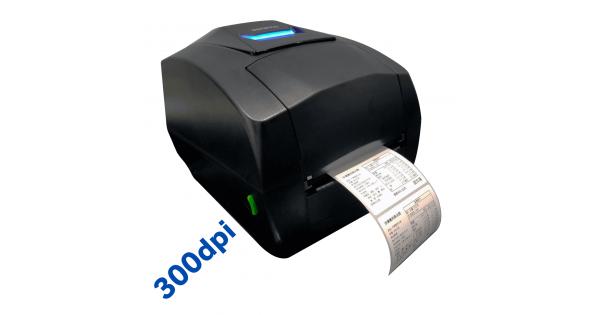 SBARCO T4ES 300點桌上型標籤印表機 (熱感/熱轉兩用)